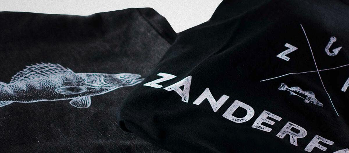 Zanderfang Shirts Print