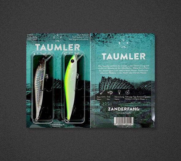 Zanderfang Packaging Design Agentur Köln