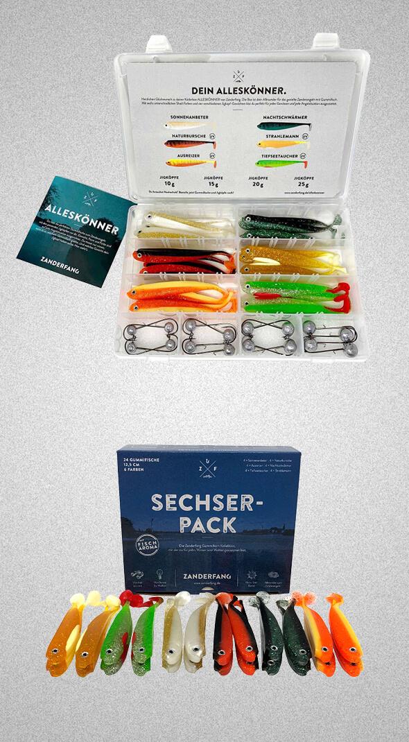 Zanderfang Verpackungsdesign Agentur Köln