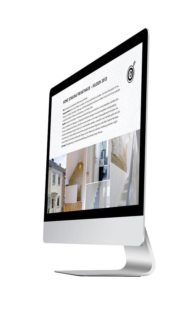 Website Design Solera von Hallmannpienta