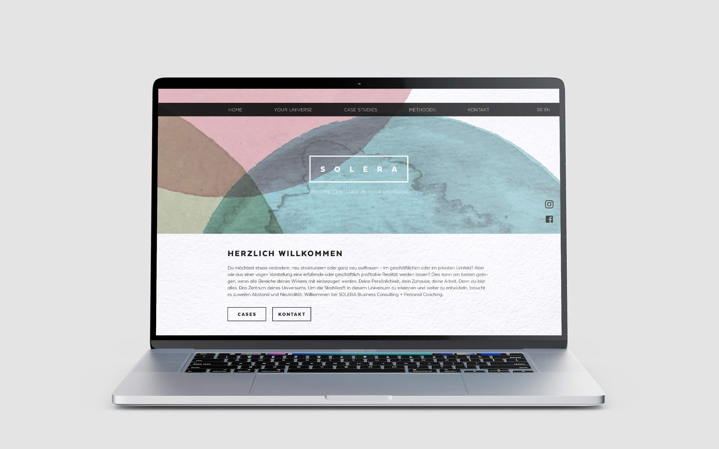 Webdesign made by Hallmannpienta