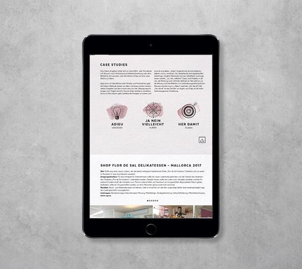 Website Gestaltung Solera