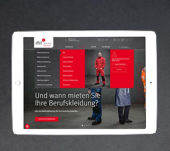 Website Konzept Agentur Umsetzung