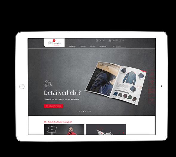 Webdesign Umsetzung