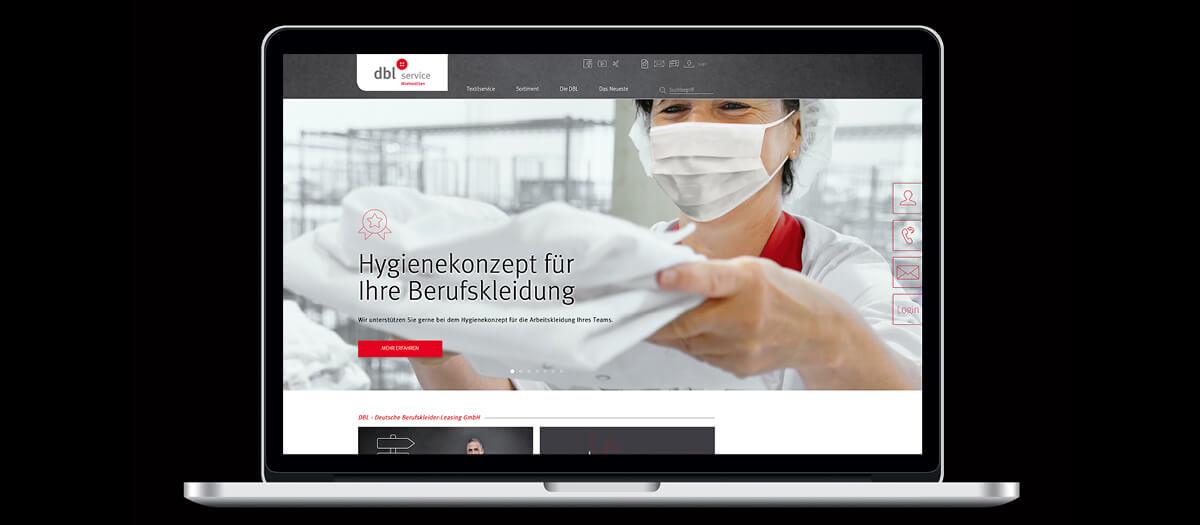 Webseite Gestaltung Agentur