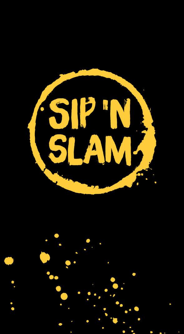 Design für Kunden Sip n Slam