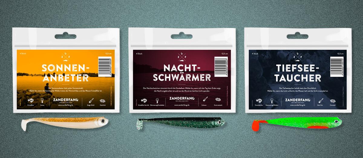 Produkt Design Angelköder